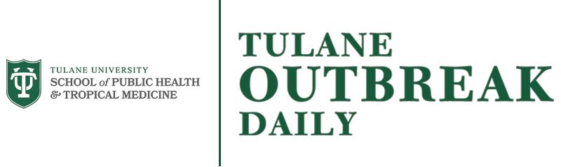 Tulane Outbreak Daily